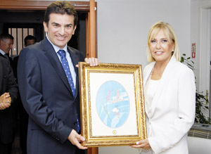 Le nouveau centre d affaire de la chambre de commerce for Chambre de commerce francaise en turquie